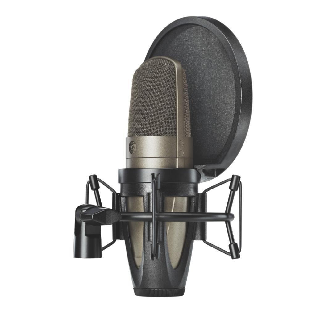 Micro có dây Shure màng đôi dành cho ca hát KSM42 giá rẻ