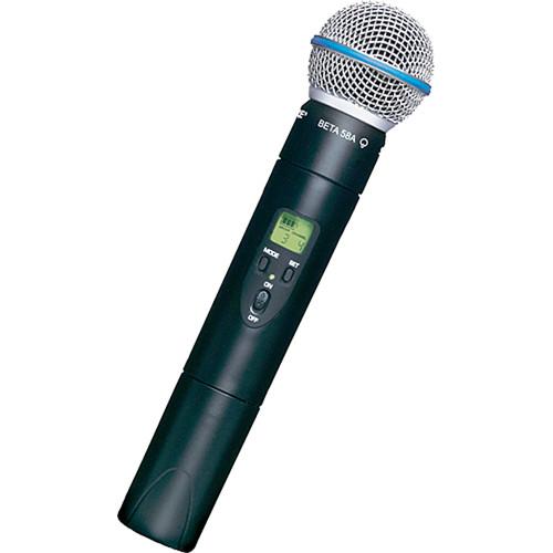 Bộ micro không dây cầm tay Shure ULX2/BETA58