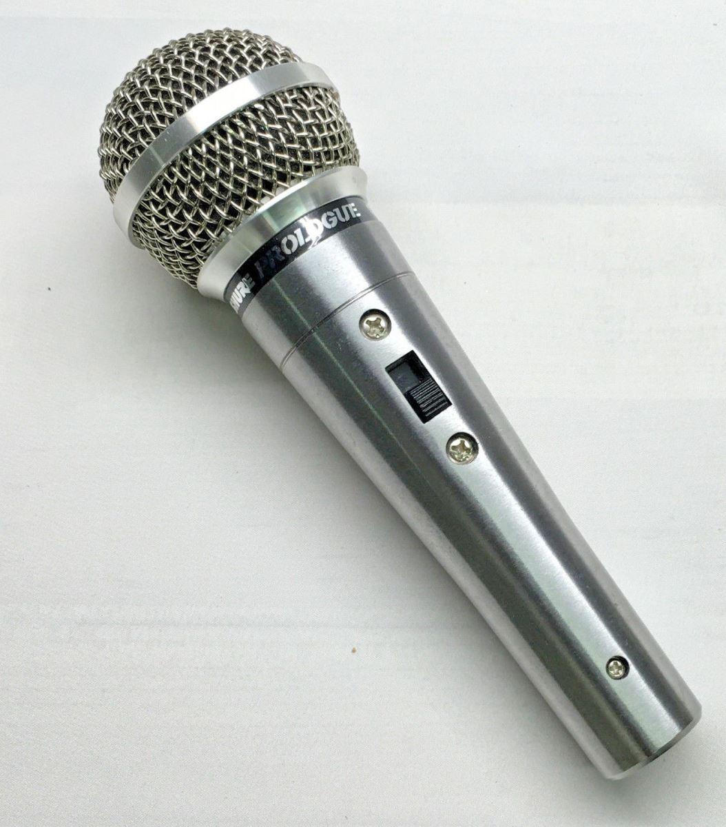 Micro có dây Shure 12L-LC