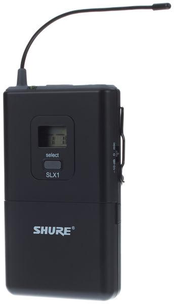 Bộ thu và phát cài lưng Shure SLX14A chính hãng