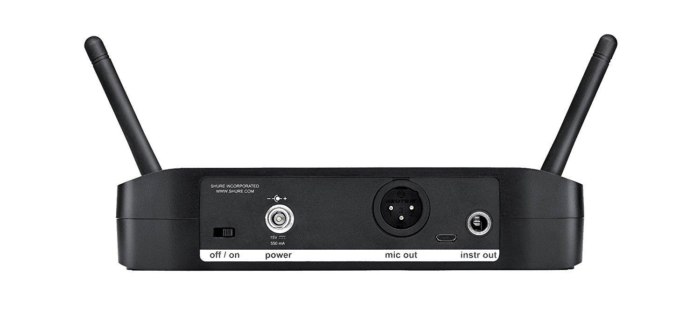 Bộ Microphone Shure GLXD24/B87