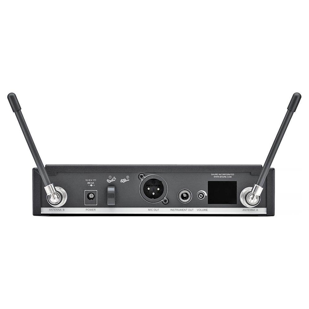 Bộ micro không dây cài đầu Shure BLX14RA/SM31