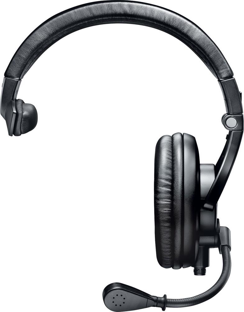 Tai nghe chụp tai đơn có micro Shure RH441M