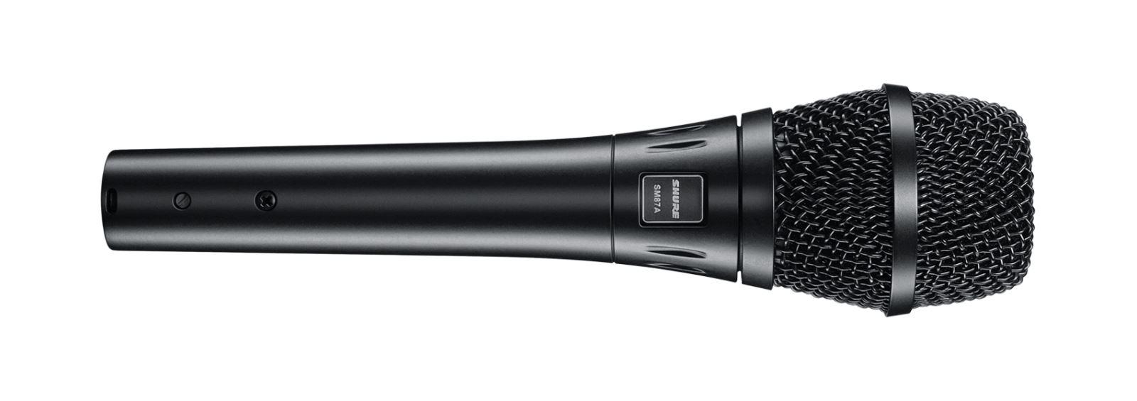 Micro có dây shure dành cho ca hát SM87A