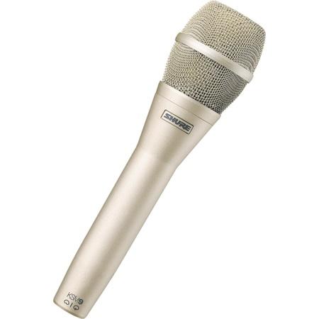 Micro không dây cầm tay dành cho ca hát Shure KSM9/SL chính hãng