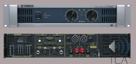 Ampli công suất Yamaha