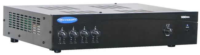 Amply công suất CROWN 180MA chính hãng
