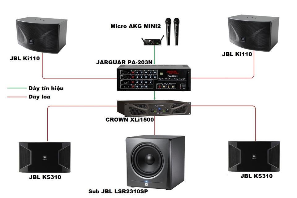 Hệ thống âm thanh hội trường cho ủy ban nhân dân xã