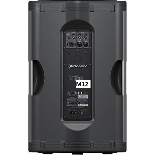 Loa toàn dải Behringer MILAN M12 giá rẻ