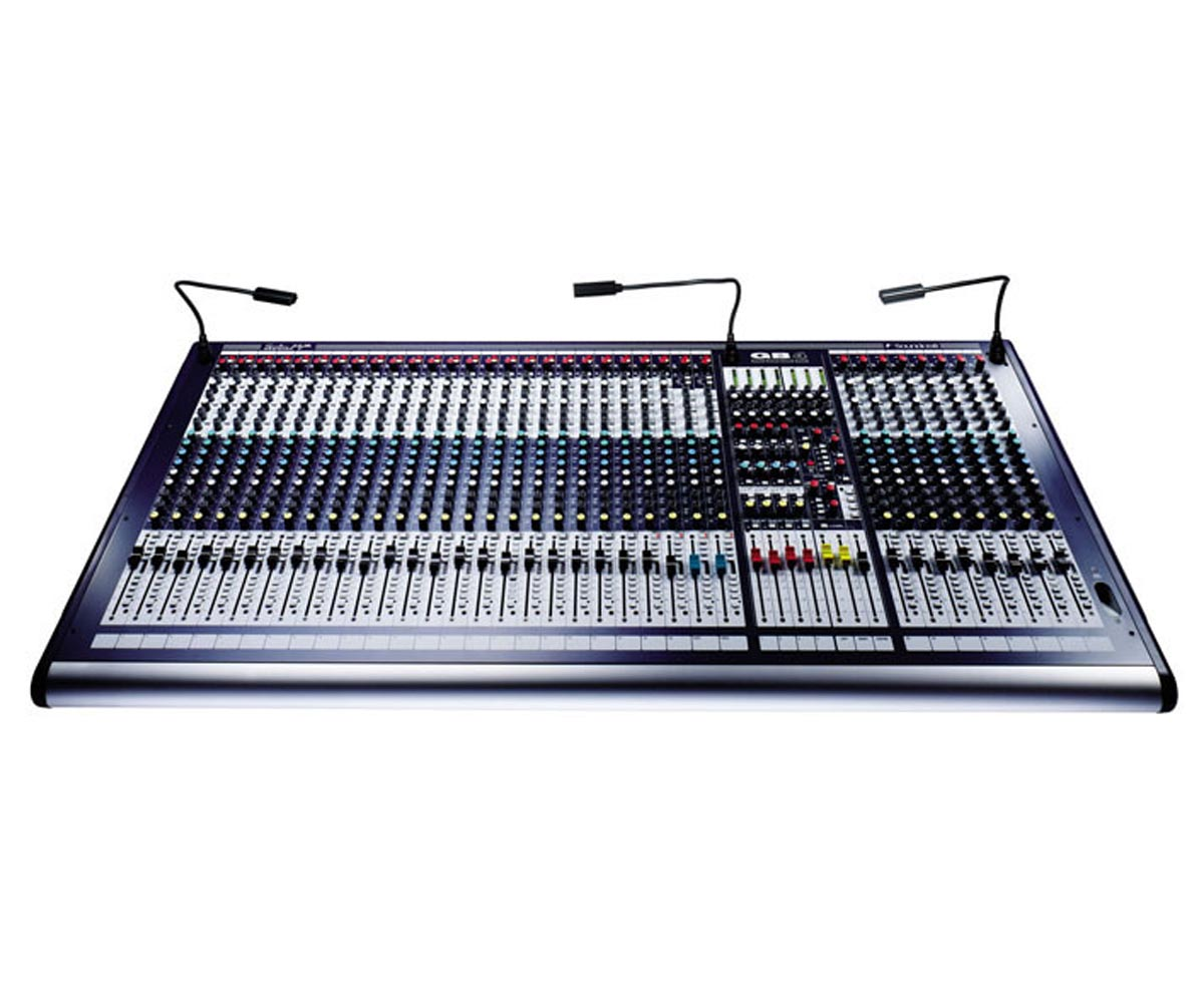 Mixer SOUNDCRAFT GB4/32
