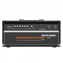 Amplifier Behringer Ultrabass BVT5500H