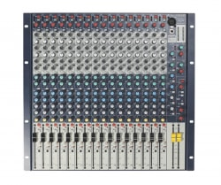 Mixer SOUNDCRAFT GB2R/16