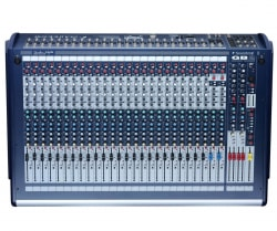 Mixer soundcraft GB2/16