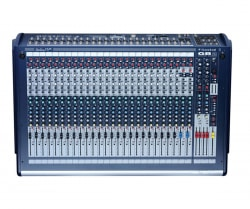 Mixer soundcraft GB2/24