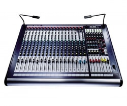Mixer SOUNDCRAFT GB4/16