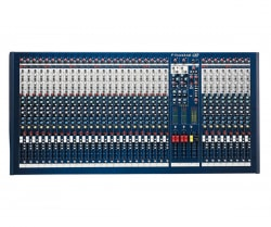 Mixer Soundcraft LX7ii/32