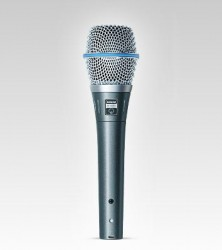 Vocal Microphone BETA 87A
