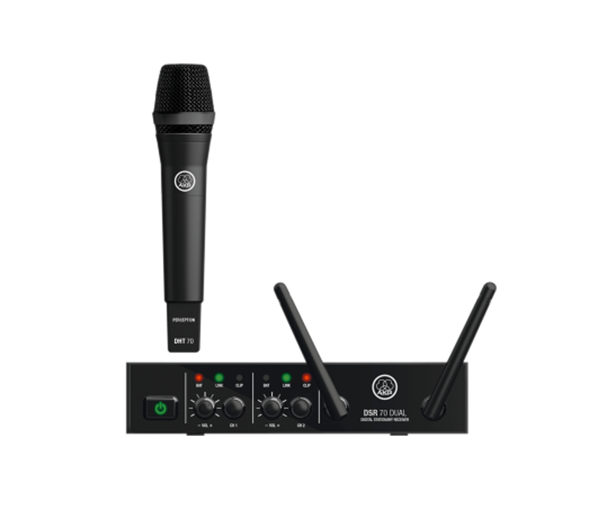 Bộ micro AKG DMS70 D VOCAL SET